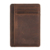 Minimalist Mens Leather Wallet RFID Blocking Slim Card Holder