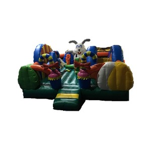 outdoor inflatable bouncy jumping castle inflatable air bouncer house toys for kids