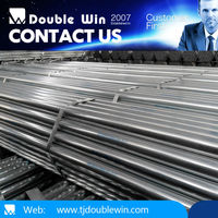 Galvanized Zinc-Coated Welded and Seamless Pipe/Tube/GI steel pipe and tube from china factory