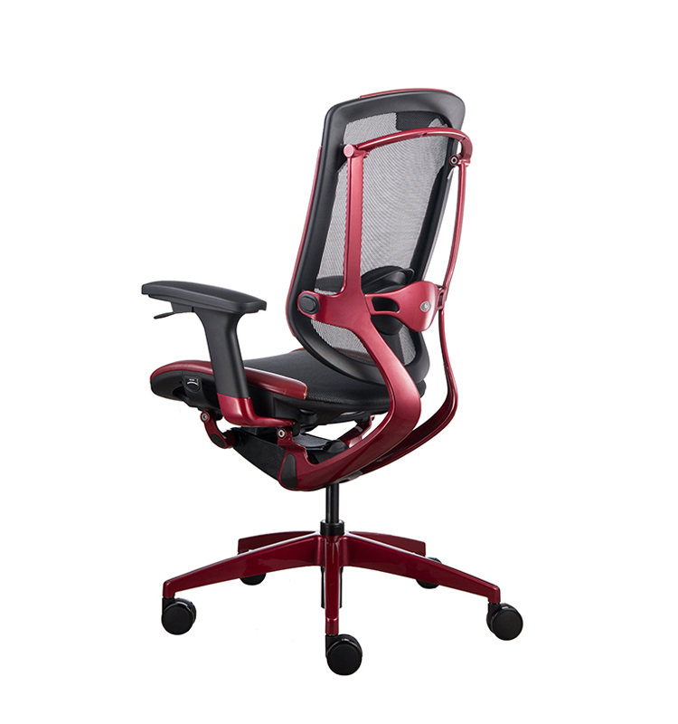 GTCHAIR 2018 Moderne Mesh Lederen Computer PC Gaming Stoel Racing