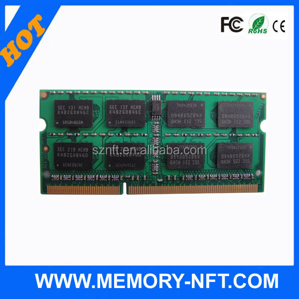 2016 memory ram DDR3 ram 8gb So-dimm 1600MHz PC3-12800 for laptop at wholesale price