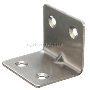 Stainless steel heavy duty l shaped brackets