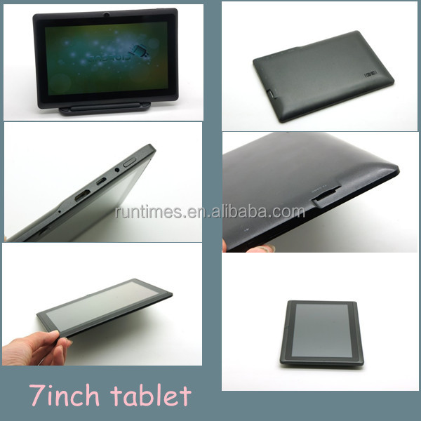 Best 7 inch a13 google android 4.0 RAM512MB ROM4GB <strong>buy</strong> cheap tablet pcs in china