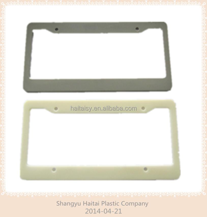 JYA5006 ee. uu. personalizado marco de la matrícula del coche/placa ...