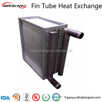 TOP1 aluminium fin and tube condenser by bang win