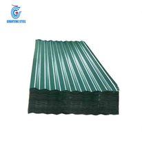 Steel Metal Roofing With Various Specification Used in Building Industry in Boxing China
