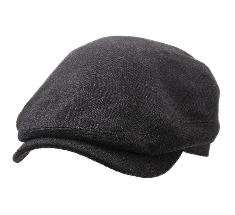 Get Quotations · Stetson Men s Driver Cap Virgin Wool Cashmere Flat Cap f3decf127060