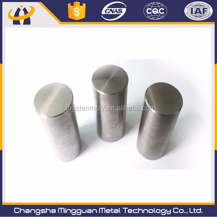 High quality polised tungsten bar stock for sale
