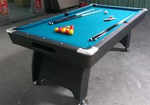 High Quality MDF American Snooker Billiard Table For Entertainment