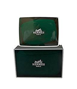 Hermes Eau d'Orange Verte Gift Set: One (1) 5.2oz Jumbo Soap and One (1) 3.5oz Bath Soap in a Gift Bag!