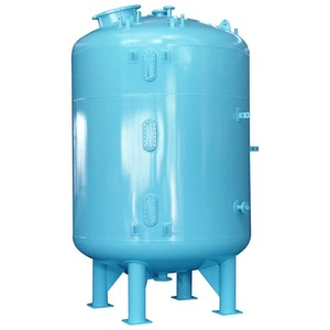 Carbon Steel Vessels For Industrial Activated Carbon Water Sand Filter