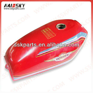 HAISSKY HAIOSKY motorcycle parts spare big capacity motorcycle aluminum fuel tanks for CG125
