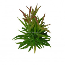 mini stem fake plant artificial succulent plant for wall