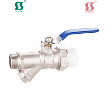 Water Pipe Solenoid Valve For Sand Filter Purifier Ball Air Conditioner Drier With