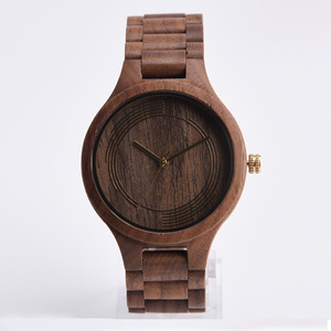 Wood face watch, hand made wood watch,eco wood watch