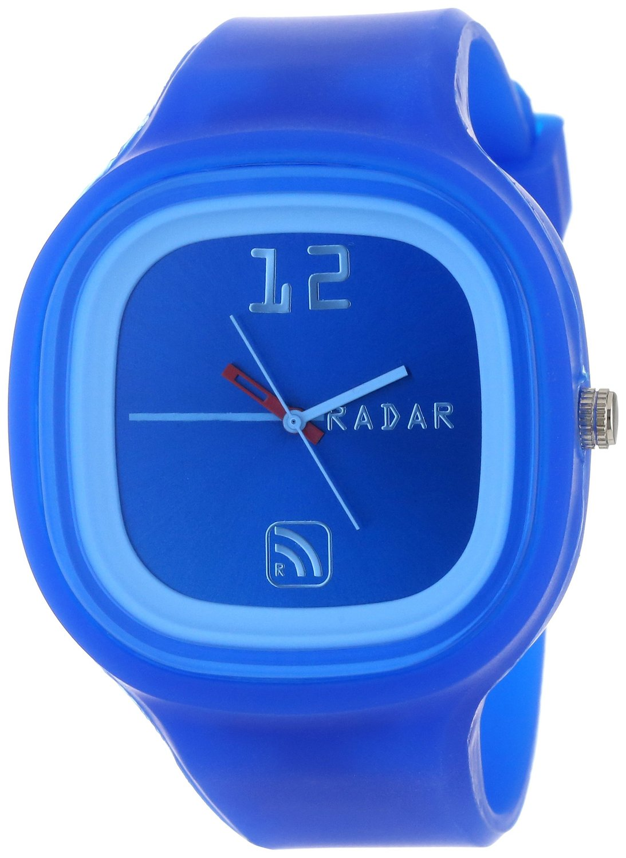 "RADAR Watches Unisex AGDKB-0002""The Agent"" Blue Watch"