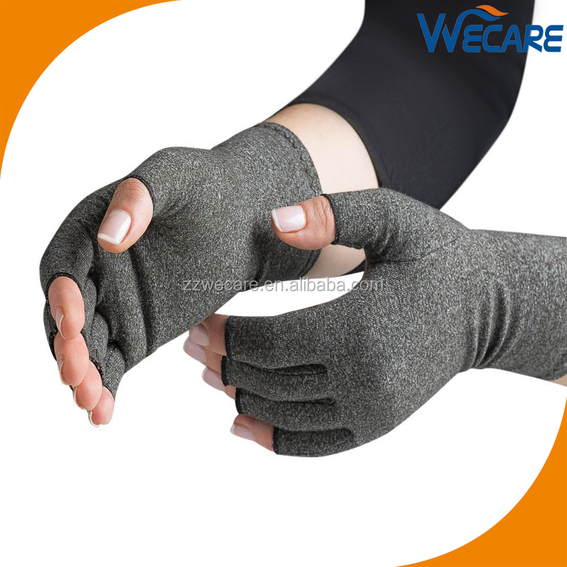 Custom Arthritis Gloves Decrease Pain Copper Infused Compression Gloves