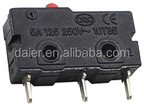 Diversi tipi di interruttori elettrici mini interruttore for Tipi di interruttori elettrici