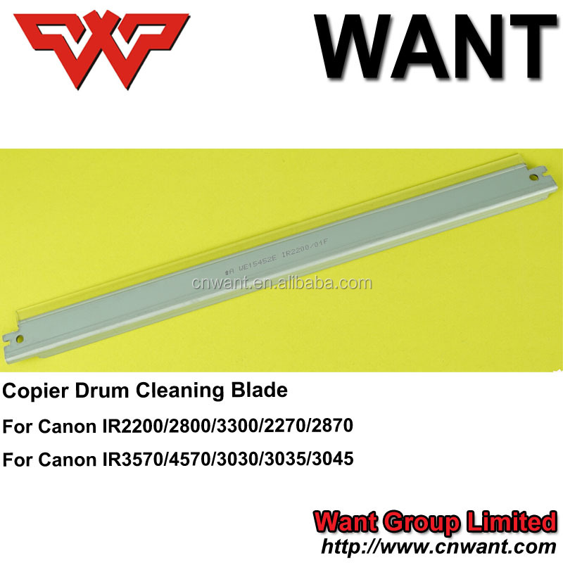 For Canon Printer Spare Parts Drum Clean Blade For Canon Ir2200 Ir2800  Ir3300 Doctor Blade Db China Wholesale - Buy Drum Clean Blade For Canon  Ir2200