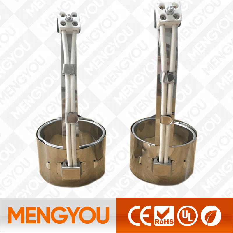 Stainless steel Mica Insulated Band Heater for Autoclaves