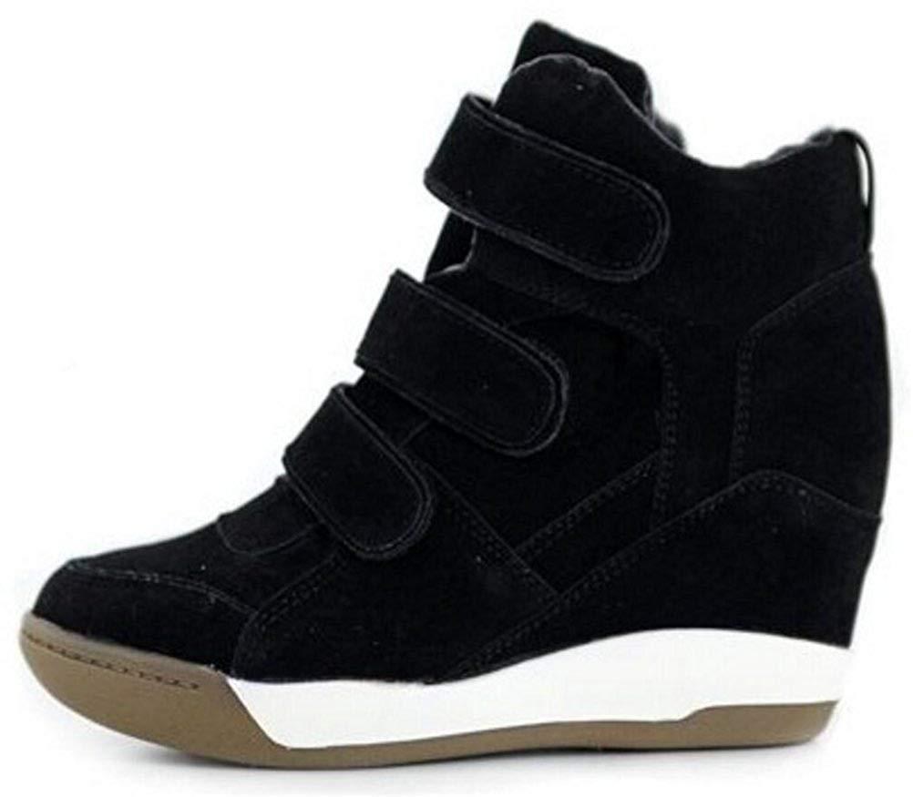 Luckers Girls Hidden Heel Fashion Sneakers