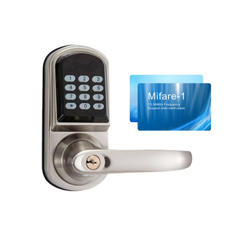 One-card-pass Electronic Gate Lock For Access Control System - Buy Electric  Gate Lock,Electric Gate Lock,Electric Gate Lock Product on Alibaba com