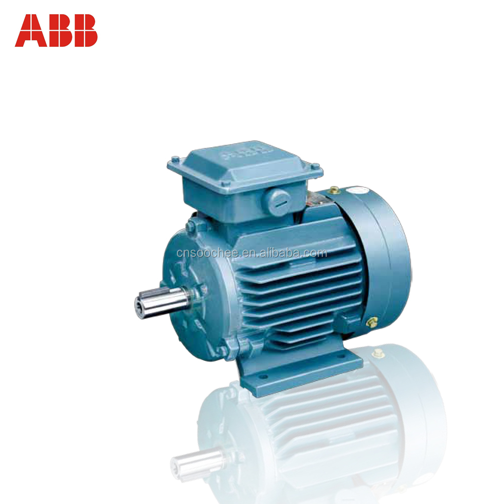 ABB brand M2QA Series IEC Low-voltage Three-Phase Induction Motors