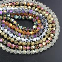 Wholesale Round Crystal Beads different size for choice & faceted & frosted 602633