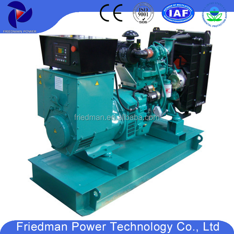generators china manufacturer diesel motor engine 50 kw soundproof type