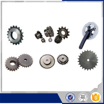 Cast iron sprockets Machine parts sprocket Drive wheel