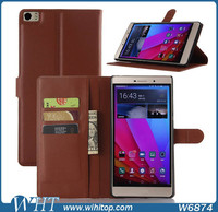 for Huawei P8 Max Case Leather Wallet Phone Accessories