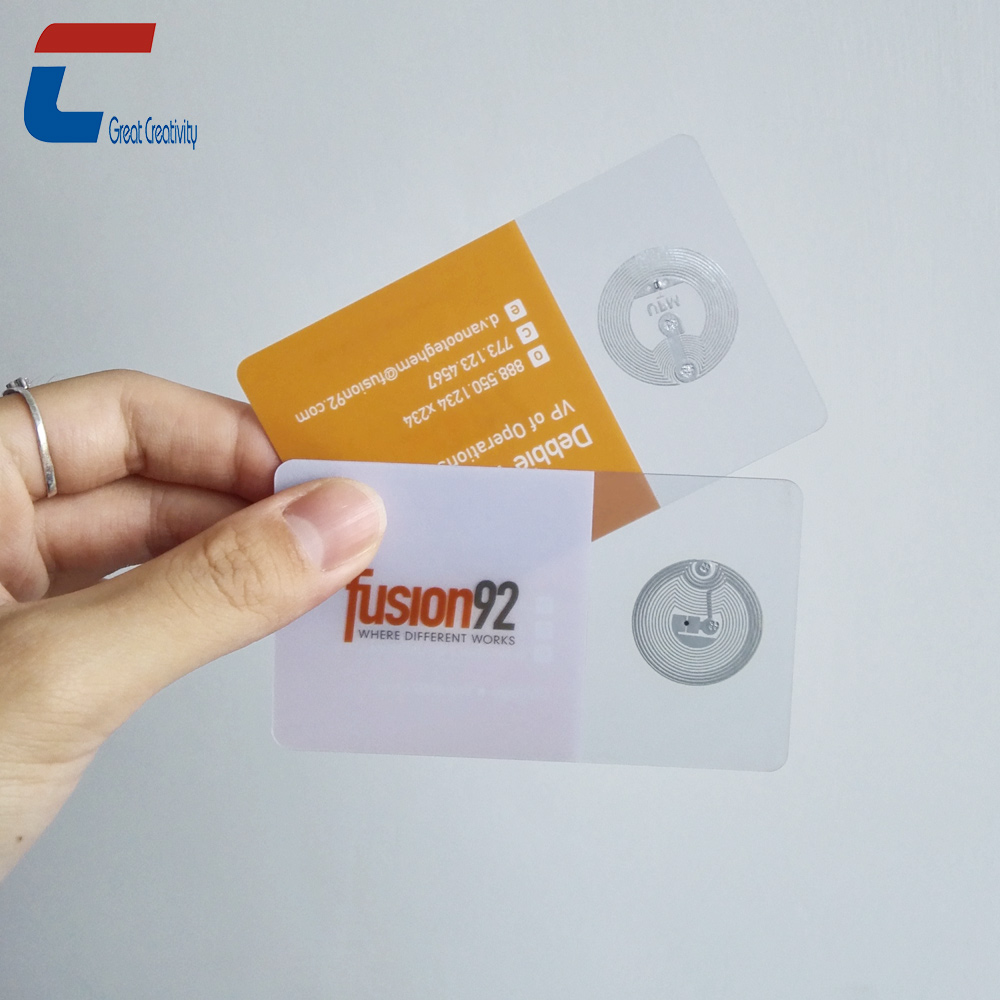 Rfid Paper Business Card, Rfid Paper Business Card Suppliers and ...