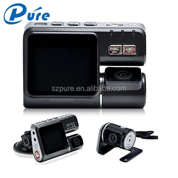 HD 1080P 2.0 inch TFT Screen Car Camera Recorder with G-sensor Parking Monitoring Function Portable Mini Car Dvr