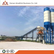 Mixing equipment stationary concrete batching plant asphalt batch mixing plant good quality low price