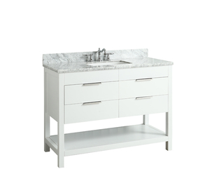 factory direct 12 inch deep bathroom vanity