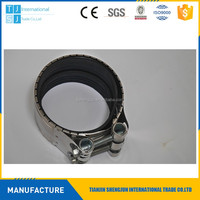 Cable Wire p type hanging quick release hose clamps with handle
