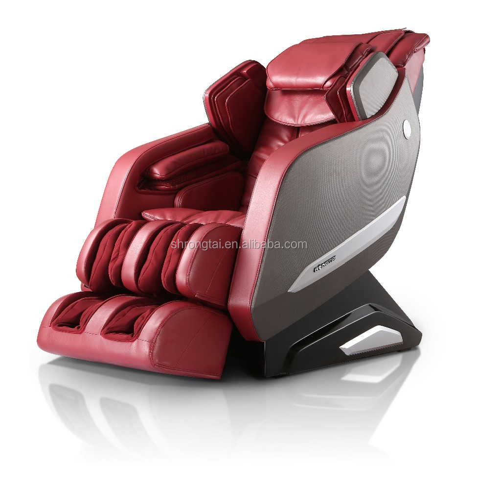 RT6910S 3D cheap pedicure foot spa zero gravity massage chair with intelligent control