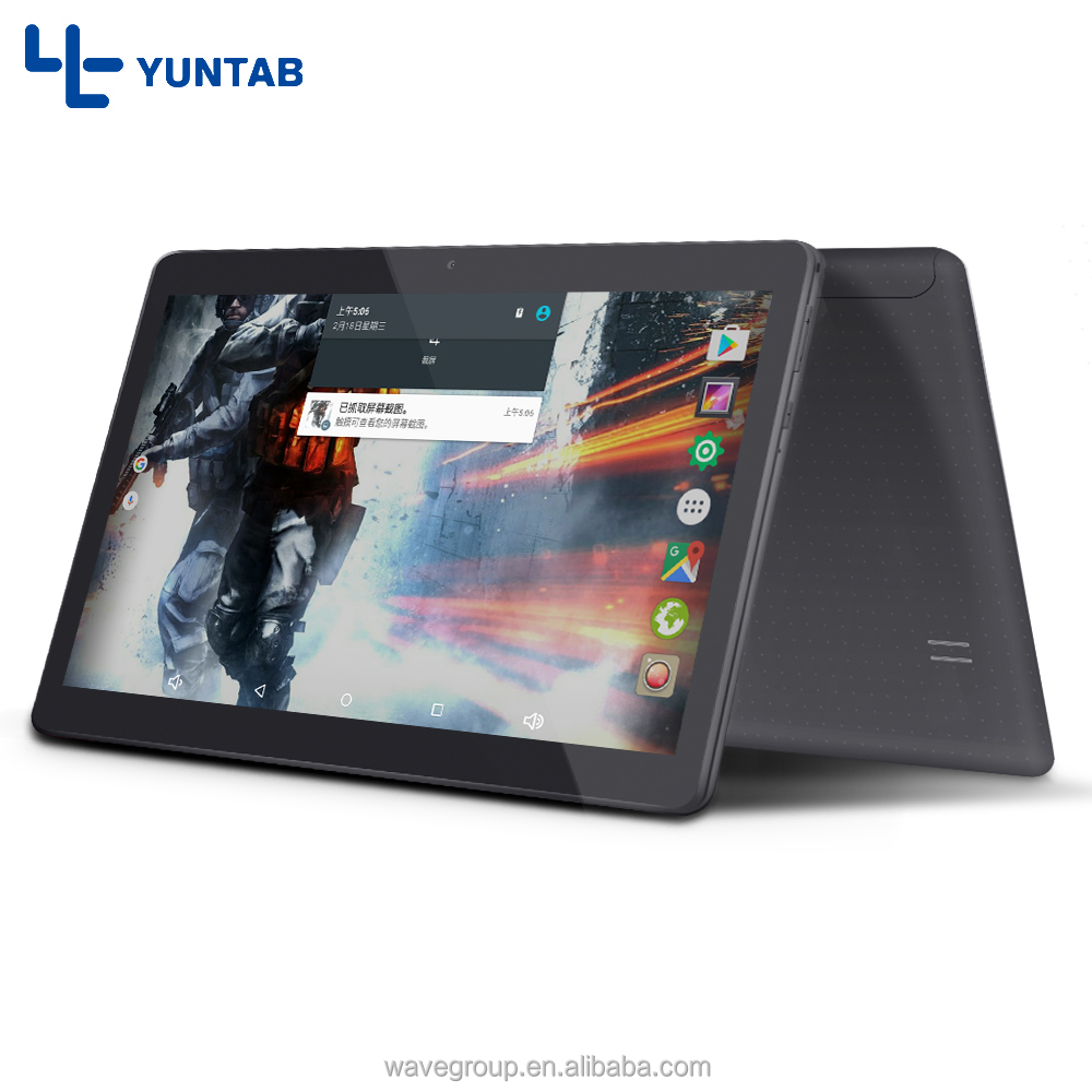 YUNTAB 10 inch Android 5.1 107 MT8752 Octa core 3G 4G LTE The tablet Smart Tablet PC, child Gift learning computer 10 K107