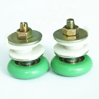 Nylon Pulley for tempered glass factory price window and door nylon pulley