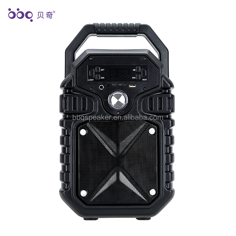 2019 New product Cell phone bluetooth loudspeaker with kareoke function