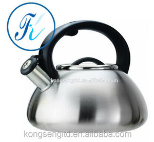 2.5-Quart,Stainless Steel Whistling Tea Kettle,Kettle with Whistle