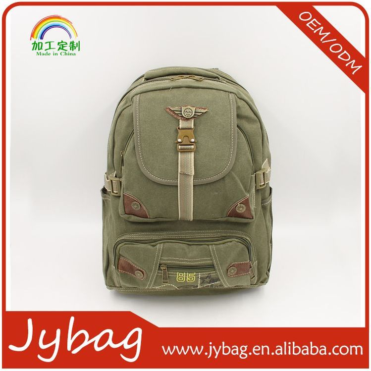 China gold manufacturer high-ranking camping outdoor gear backpack