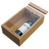 handmade bamboo wine packing box wooden box