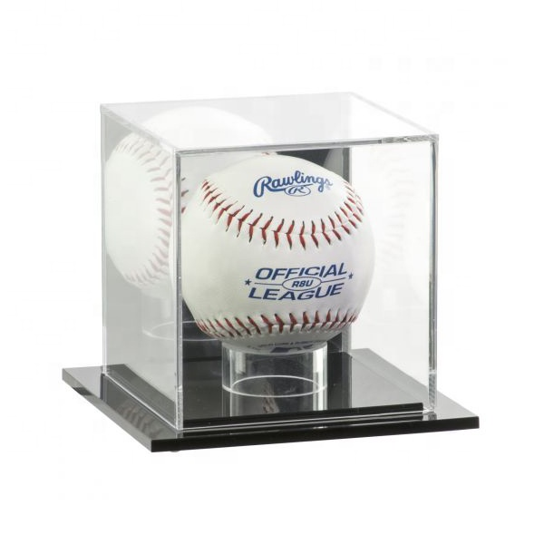 Sports Mem, Cards & Fan Shop Display Cases Acrylic Lucite Baseball 36 Ball Display Case