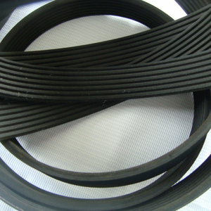 Industrial Machinery Use Different Sizes Rubber Multi Ribbed V Belt PM