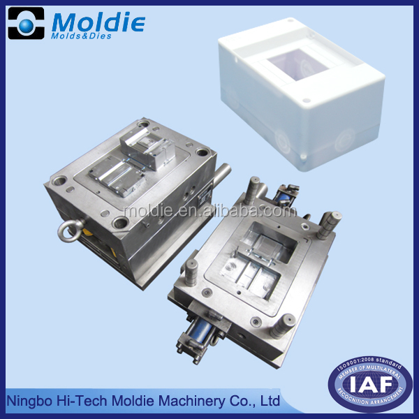 high quality China ABS battery box mold and part