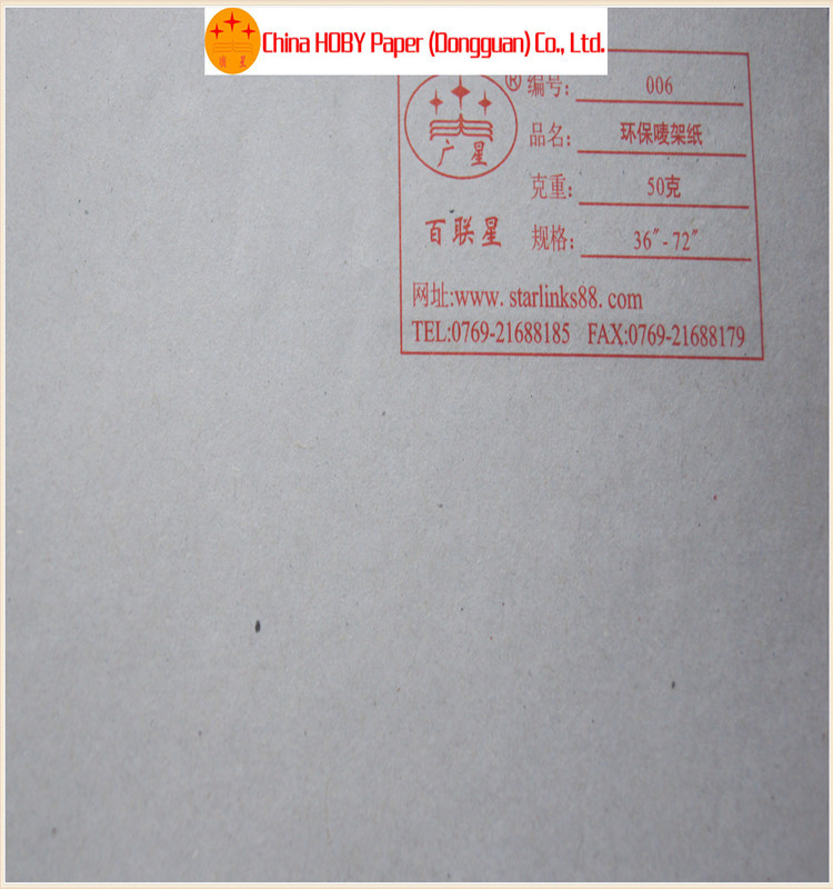 ongecoat krantenpapier 45 grams in roll