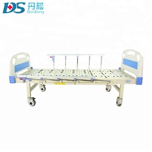 manual single crank adjustable recovery hospital sand bed