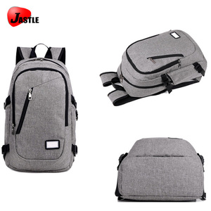 2018 Hot Selling Antitheft Water Bags Laptop Backpack with USB Charing Port,Backpack Brand Name Logos
