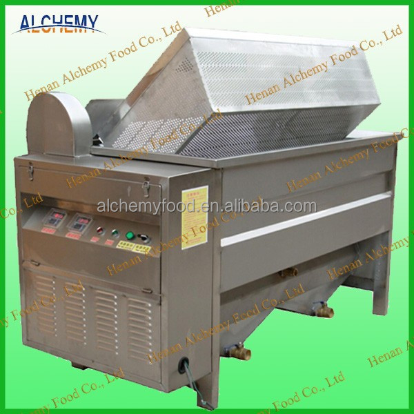 commercial industrial stainless steel frying machine price for food